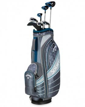 Callaway Ladies 2018 Solaire Niagara Blue 8-Piece Complete Set