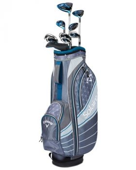 Callaway Ladies 2018 Solaire Niagara Blue 11-Piece Complete Set