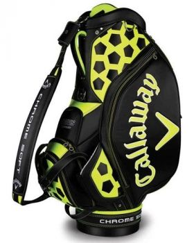 Callaway Limited Edition Chrome Soft Truvis Staff Bag