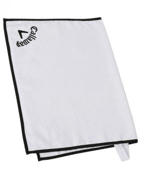 Callaway Golf Players Sports 30x20 Towel - White