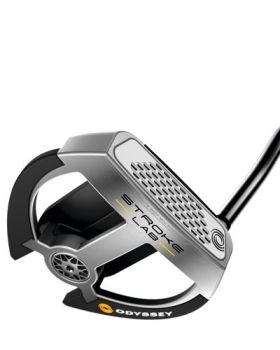 "Odyssey Stroke Lab 2-Ball Fang OS 34"" Putter"