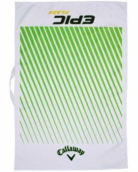 Callaway Epic Flash Microfiber Golf 30x20 Towel