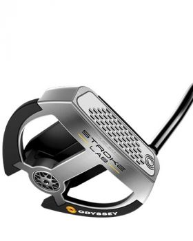 "Odyssey Stroke Lab 2-Ball Fang OS 35"" Putter"