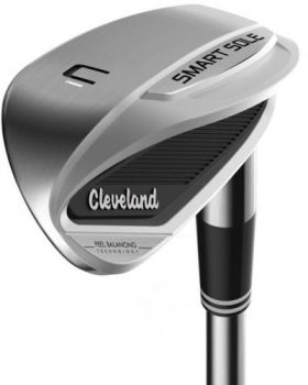 Cleveland Smart Sole 3C 42* Wedge Steel Shaft Left Hand