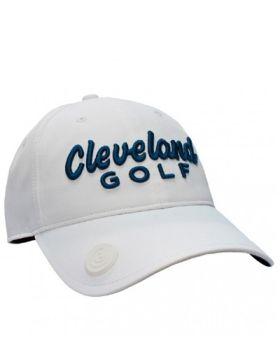 Cleveland 2017 Golf Ball Marker Cap - White