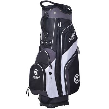 Cleveland CG 2020 Friday Cart Bag - Black/Charcoal/White
