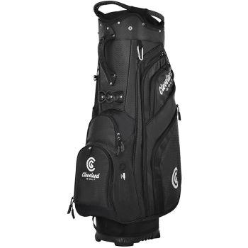 Cleveland CG 2020 Friday Cart Bag - Black/Black