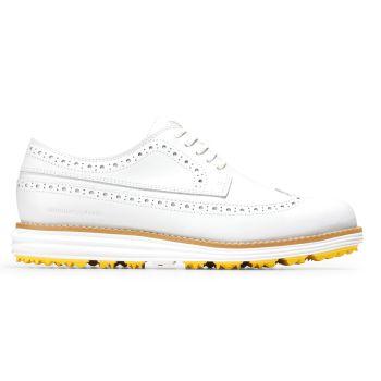 Cole Haan Women's ØriginalGrand Golf Shoes - Optic White