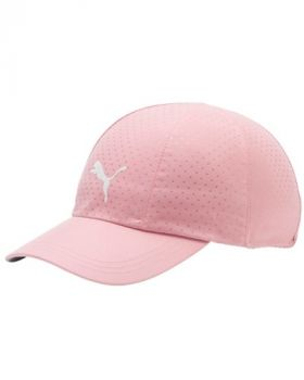 Puma Women's Daily Golf Cap - Bridal Rose