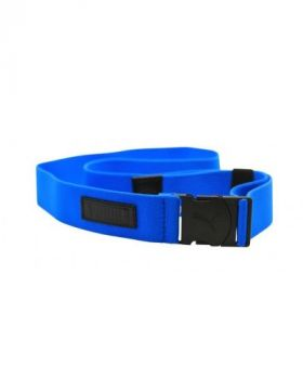 Puma Ultralite Stretch Belt - Blue Lemonade