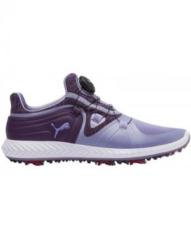 Puma Women's IGNITE Blaze Sport DISC Golf Shoes - Sweet Lavender/Indigo