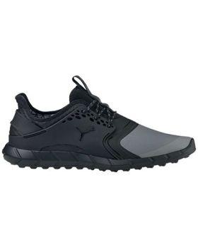 Puma IGNITE PWRSport Pro Golf Shoes - Quiet Shade/Black