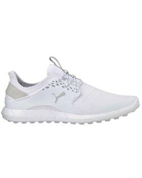 Puma IGNITE PWRSport Pro Golf Shoes - White