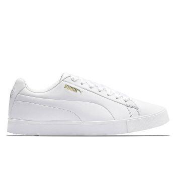 Puma Women's Originals Golf Shoes - White