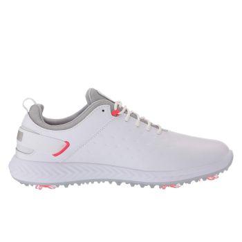 Puma Women's Ignite Blaze Pro Golf Shoes - White/HighRise