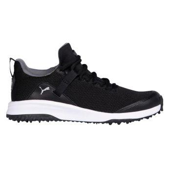 PUMA Fusion Evo Golf Shoes 2021 - Puma Black/Quiet Shade