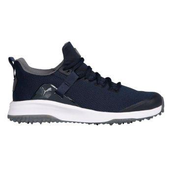 PUMA Fusion Evo Golf Shoes 2021 - Navy Blazer/Quiet Shade