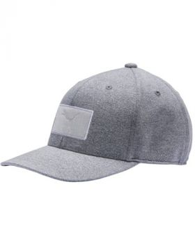 Puma Youth Patch Snapback Cap - Quarry