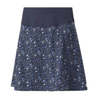 Puma Women's Pwrshape Dot Golf Skirt - Navy Blazer