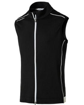 PUMA PWRWARM Golf Vest - Black