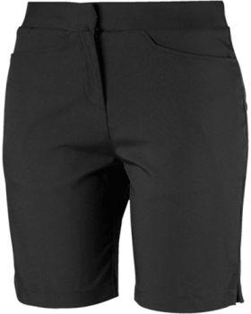 Puma Women's Pounce Bermuda Shorts - Black