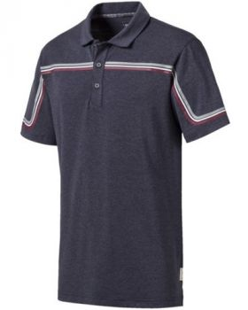PUMA DryCell Looping Golf Polo - Peacoat