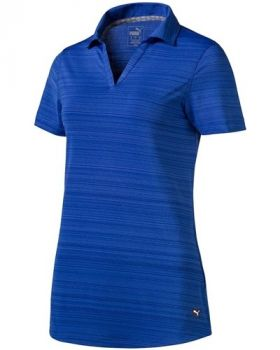 Puma Womens Coastal Polo - Dazzling Blue