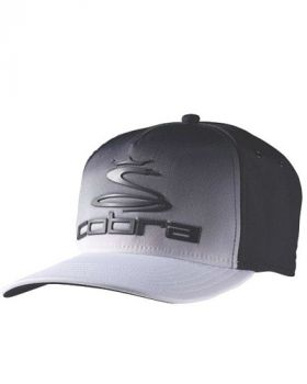 Cobra Youth Tour Fade Golf Hat - Black