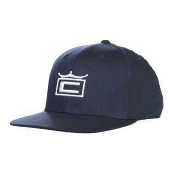 Cobra King Cobra Tour Crown 110 Golf Cap - Peacoat