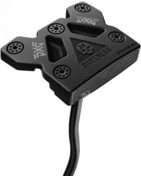"""Limited Edition Darkness Operator Putter 35"""" w/ Weight Kit"""