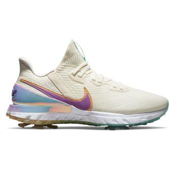Limited Edition Nike Air Zoom Infinity Tour NRG Golf Shoes - Sail/Melon Tint/Tropical Twist/Purple Nebula (Abu Dhabi & Al Quoz store exclusive)