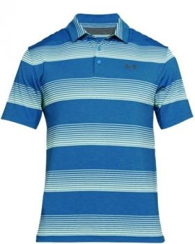 Under Armour Playoff Polo - Mediterranean