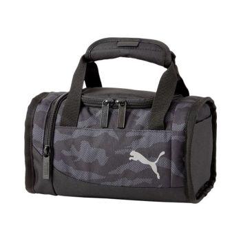 Puma Unisex Golf Cooler Bag - Black/Camo