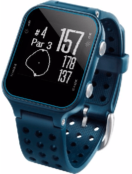 Garmin Approach S20 Golf GPS Watch - Midnight Blue