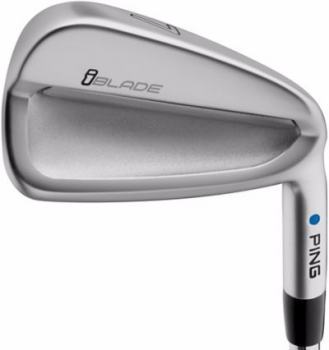 PING IBLADE IRON 4-PW DYNAMIC GOLD S300 STIFF BLUE DOT RIGHT HAND