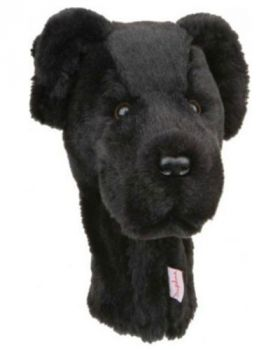 Daphne's Headcover - Black Lab Hybrid