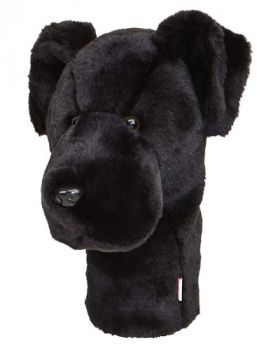 Daphne's Headcover Fitsall - Black Lab