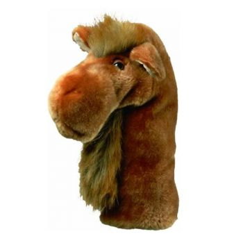 Daphne's Headcover Fitsall - Camel