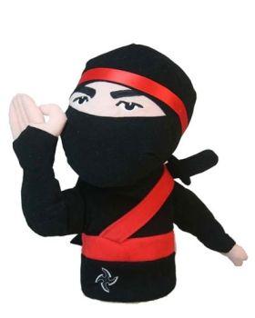 Daphne's Headcover Fitsall - Ninja