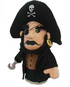 Daphne's Headcover Fitsall - Pirate