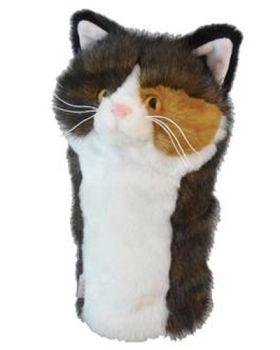 Daphne's Headcover Fitsall - Torti Cat
