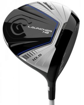 Cleveland Launcher HB 10.5* Driver with Regular Flex Shaft Left Hand