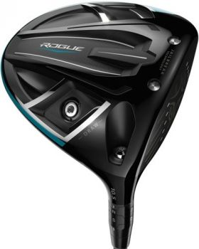 Callaway Rogue Draw 10.5* Driver with Project Evenflow 60 GM Regular Flex Shaft
