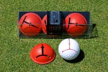 Eyeline Golf Ball Liner 3-Pack
