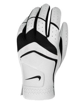 NIKE DURA FEEL VIII REG GOLF GLOVE - LEFT HAND (For the Right Handed Golfer)