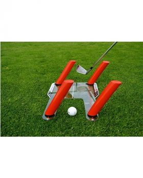 Eyeline Golf Speed Trap with 4 Speed Rods