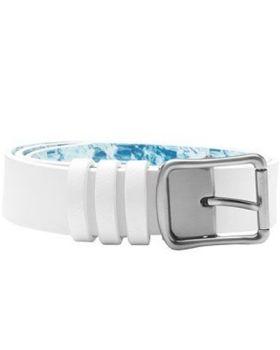 Adidas Women's Reversible Belt - White