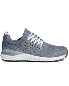 Adidas Adicross Bounce Golf Shoes -  Grey / Running White