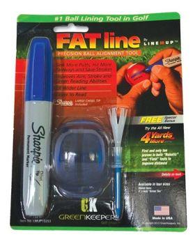 Greenkeeper  Line M Up Fat Line (Random Color)