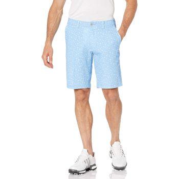 Jack Nicklaus Palm Print Golf Short - Coronet Blue